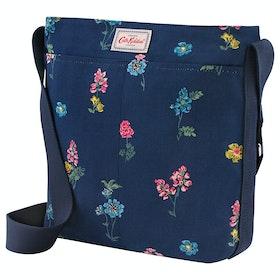 Cath Kidston Zipped Women's Messenger Bag - Navy