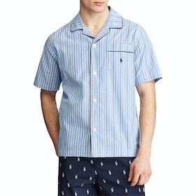 Polo Ralph Lauren Cotton Pyjamas - Paul Stripe
