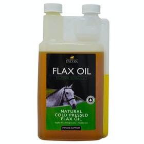 Lincoln Flax Oil 健康サプリメント - Clear