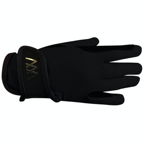 Everyday Riding Glove Woof Wear Young Rider Pro - Black