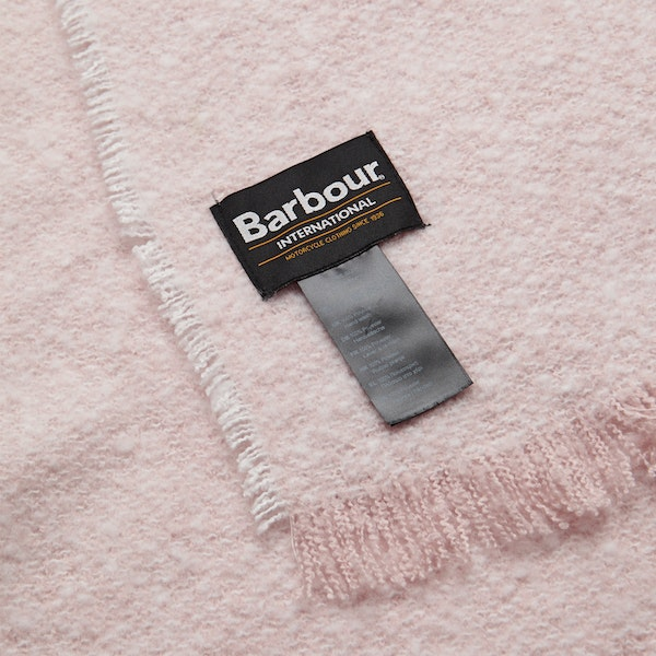 Barbour International Cortina Boucle Women's Scarf