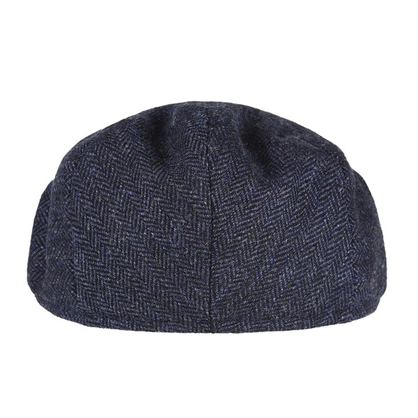 Christys Hats Balmoral Tweed Men's Cap