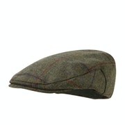 Christys Hats Balmoral Tweed Menn Cap