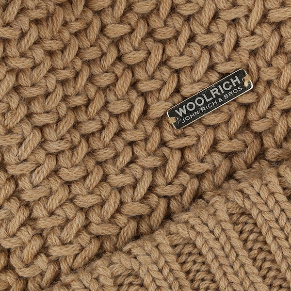 Woolrich Bicol Pon Pon Serenity ハット