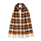 Johnstons Of Elgin 100% Cashmere New Size Tartan Шарф