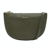 Ted Baker Stelaah Curved Leather Xbody Women's Handbag
