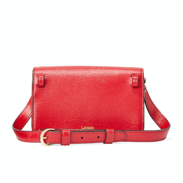 Ralph Lauren Madison 18 Crossbody Small Dame Håndtaske