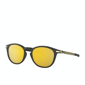 Occhiali da Sole Oakley Pitchman R - Satin Black ~ Prizm 24k Polarized