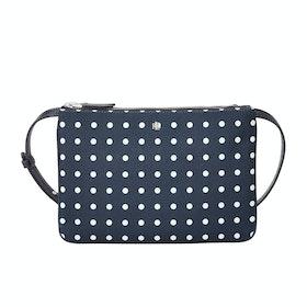 Дамская сумка Женщины Lauren Ralph Lauren Carter 26 Crossbody - Navy