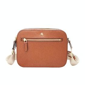 Дамская сумка Женщины Lauren Ralph Lauren Hayes 20 Crossbody - Brown