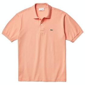 Lacoste L1212 Classic Premium Herren Polo-Shirt - Elf Pink