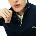 Lacoste Half Zip Sweater