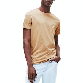 Lacoste Crew Neck Men's Short Sleeve T-Shirt - Viennese