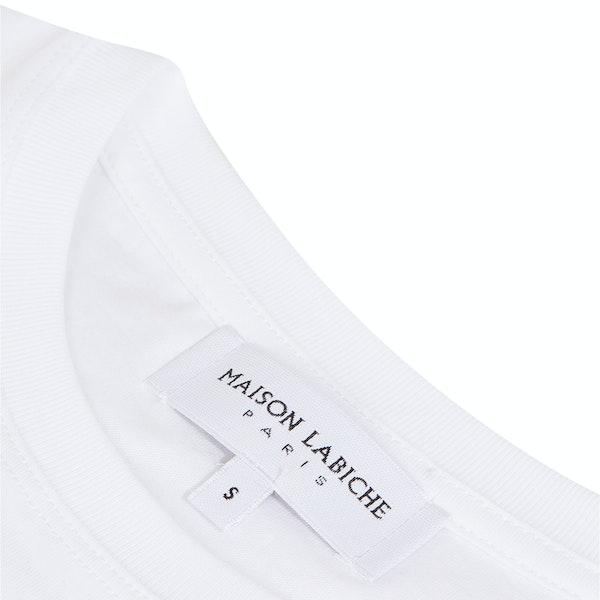 Maison Labiche Boyfriend L'été Dames T-Shirt Korte Mouwen