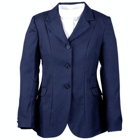Dublin Ashby III Show Kids Competition Jackets - Navy