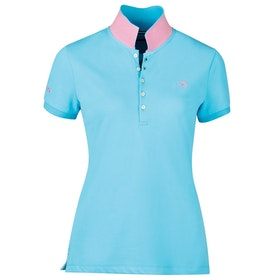 Dublin Lily Ladies Polo Shirt - Bachelor Blue