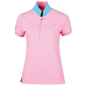 Dublin Lily Ladies Polo Shirt - Fuchsia Pink