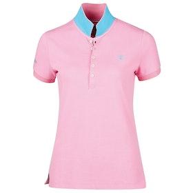 Dublin Lily Damen Polo-Shirt - Fuchsia Pink