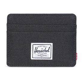 Portafoglio Herschel Charlie RFID - Black