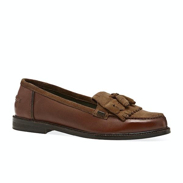 Barbour Olivia Tassel Loafers Dress Shoes