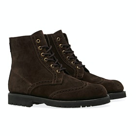 Penelope Chilvers Rodriguez Lined Women's Boots - Bitter Chocolate