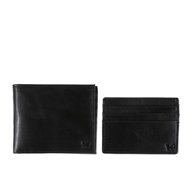 Country Attire Fulham Wallet - Black
