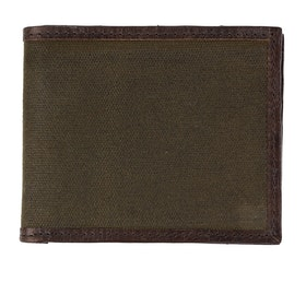 Country Attire Harrow Wallet - Olive