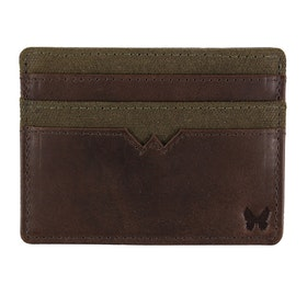 Country Attire Haringey Wallet - Olive