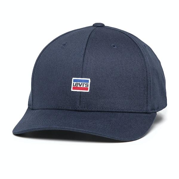 Sombrero Levi's Mini Sportwear Logo Flexfit