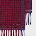 Paul Smith Dble Check Sjaal