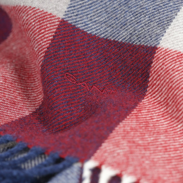 Gant Multi Check Wool , Scarf