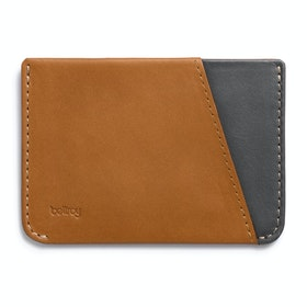 Bellroy Micro Sleeve Mens ウォレット - Caramel
