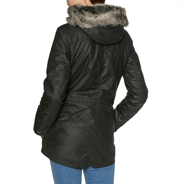 Barbour Kelsall Parka Women's Wax Jacket