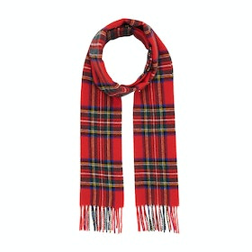 Royal Speyside Lambswool Scarf - Royal Stewart