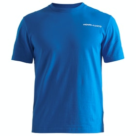 Henri Lloyd Rwr Men's Short Sleeve T-Shirt - Blue