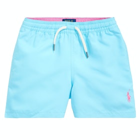 Polo Ralph Lauren Traveler Junior Boy's Swim Shorts - Neptune