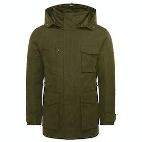 Пуховая куртка Мужчины 49 Winters The Utility - Olive