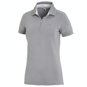Schockemöhle Fiona Ladies Polo Shirt - Asphalt
