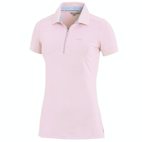 Schockemöhle Fiona Ladies Polo Shirt - Dusty Rose