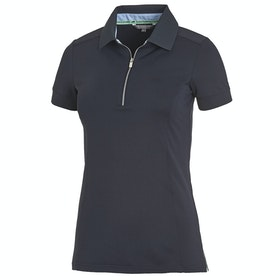 Schockemöhle Fiona Ladies Polo Shirt - Moonlight Blue