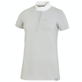 Schockemöhle Larissa Ladies Competition Shirt - Silver
