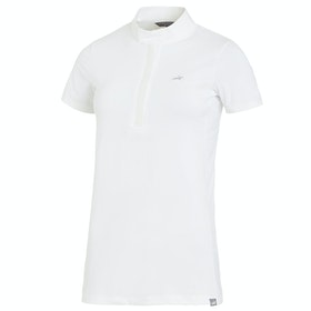 Schockemöhle Larissa Ladies Competition Shirt - White