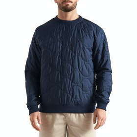 Henri Lloyd Culver Crew Men's Sweater - Navy