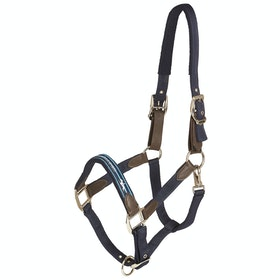 Schockemöhle Memphis Safety Head Collar - Moonlight Blue
