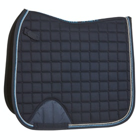 Schockemöhle Power Dressage Saddlepads - Moonlight Blue