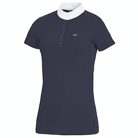 Schockemöhle Aylin Ladies Competition Shirt - Moonlght Blue