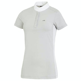 Schockemöhle Aylin Ladies Competition Shirt - Silver