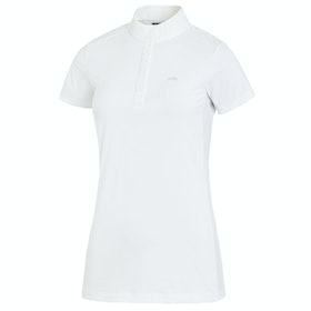 Schockemöhle Aylin Ladies Competition Shirt - White