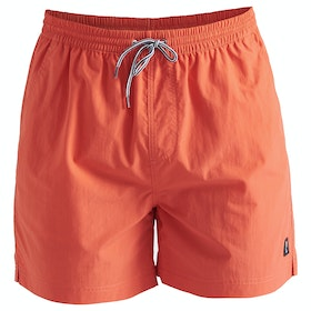 Henri Lloyd Malo Men's Swim Shorts - Washed Orange