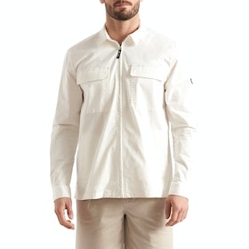Henri Lloyd Shore Overshirt - Off White